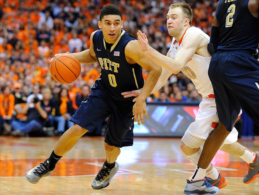 Pitt Panthers Men S Basketball Ranked No 20 In Ap Poll