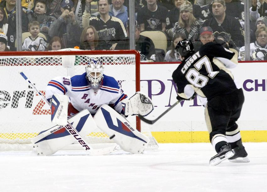 Stanley Cup Playoffs: Pittsburgh Penguins Vs. New York Rangers Full Round 2  Schedule