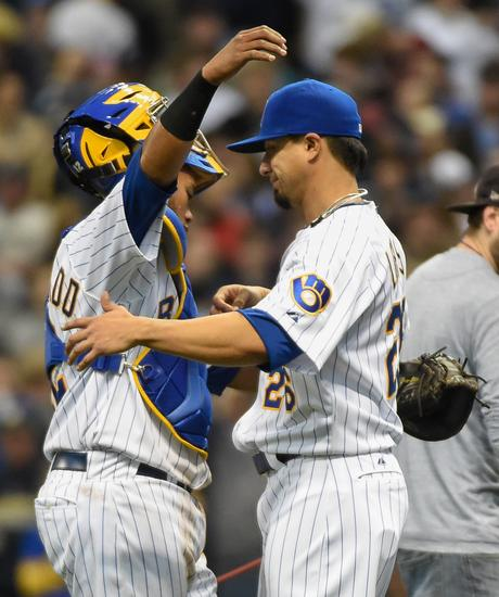Milwaukee Brewers V Pittsburgh Pirates: Pittsburgh Pirates Bats Silenced; Swept By Milwaukee