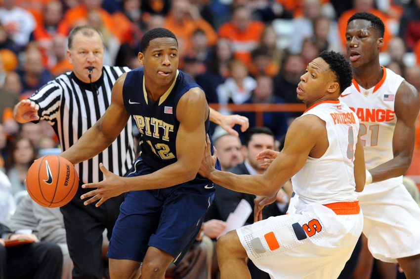 Pitt Fends Off A Syracuse And Wins Key Road Game 65 61